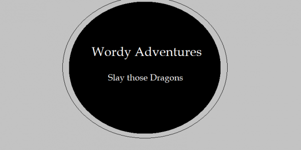 Wordy Adventures